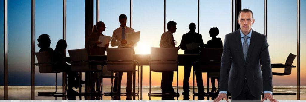 Besprechungen und Meetings