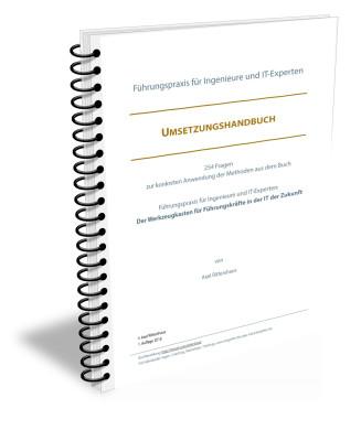 Das kostenlose Umsetzungs-Handbuch für Führungskräfte