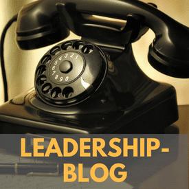 Leadership-Blog zu Themen der Führung und Unternehmensstrategie