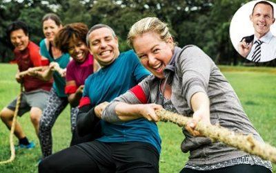Teambuilding: Machen Sie Ihr Team zum A-Team