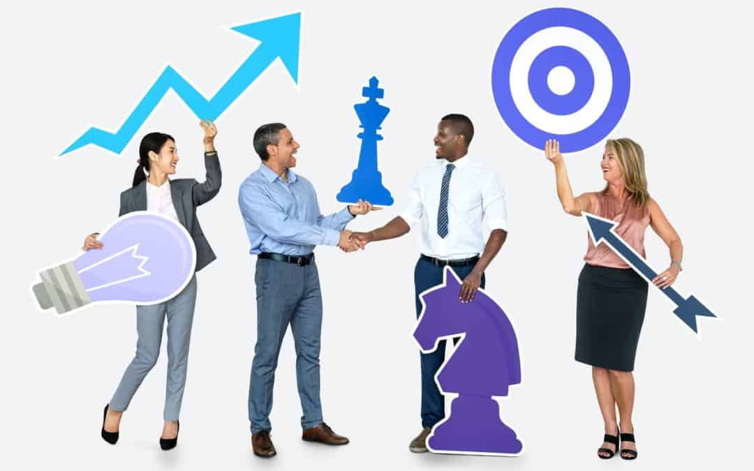Zielsetzung: Was OKR, KPI, SMART & Co bedeuten