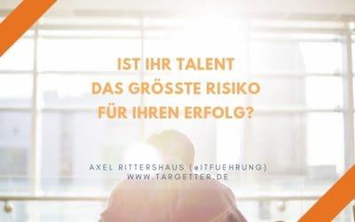 Talent und persönliche Stärken – Fluch oder Segen?