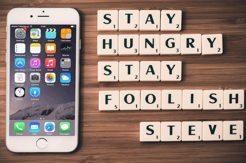 Stay Hungry Stay Foolish - nicht nur die talentierten (Steve Jobs)