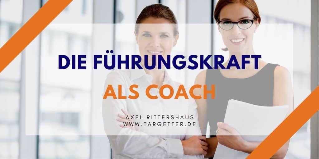 Die Führungskraft als Coach – ist coachende Führung möglich?